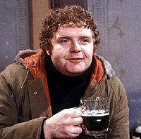 Geoffrey Hughes as Eddie Yeats on Coronation Street.jpg