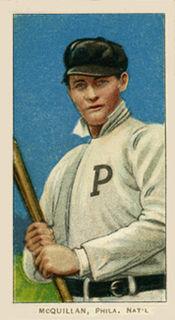 George McQuillan American baseball player
