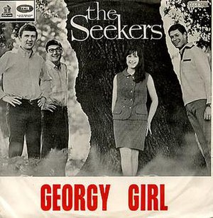 Georgy Girl (song) - Image: Georgy Girl The Seekers