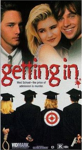 Getting In - Image: Gettinginposter