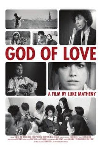 God of Love (film) - Film poster
