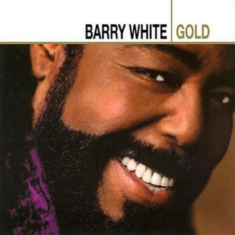 The Ultimate Collection (Barry White album) - Image: Gold Barry