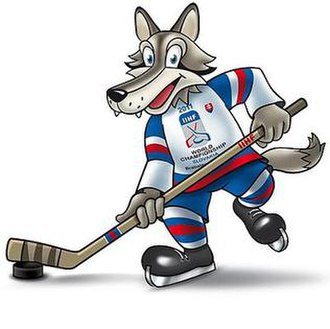 2011 IIHF World Championship - Goooly, mascot of the 2011 World Championship
