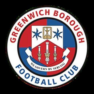 Greenwich Borough F.C. - Greenwich Borough badge