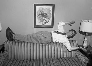Hank Ketcham - Ketcham in 1953