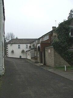 Harperley village in United Kingdom