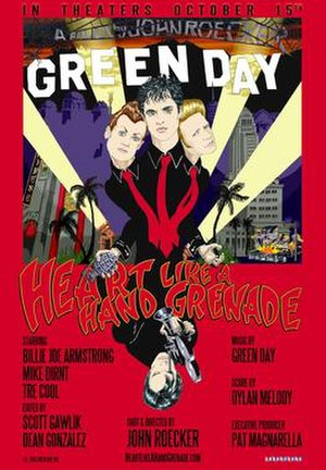 American Idiot - Theatrical poster