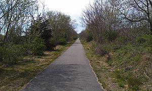 Orange Heritage Trailway - Orange Heritage Trailway near Chester, New York