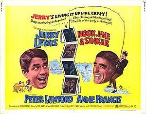Hook, Line & Sinker (1969 film) - Image: Hookline