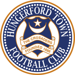 Hungerford Town F.C. - Image: Hungerford Town F.C. logo