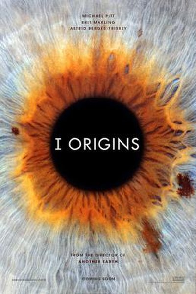 Picture of a movie: I Origins
