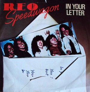 In Your Letter - Image: In Your Letter cover
