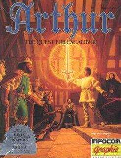 <i>Arthur: The Quest for Excalibur</i>
