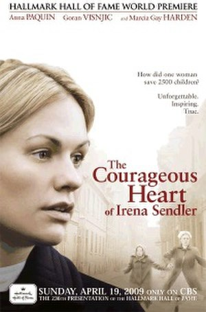 The Courageous Heart of Irena Sendler - Promotional poster