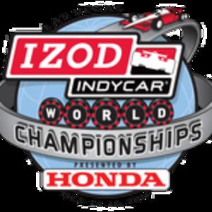 IZOD IndyCar World Championships - Image: Izod Indy Car World Championshp logo