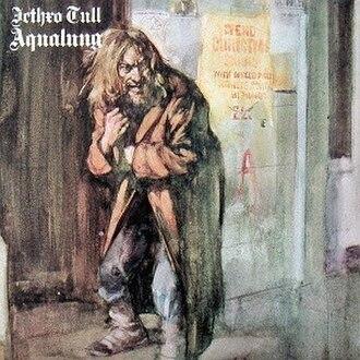 Aqualung (Jethro Tull album) - Image: Jethro Tull Aqualungalbumcover