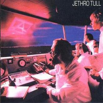 A (Jethro Tull album) - Image: Jethro Tull A