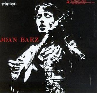 Joan Baez (album) - Image: Joan Baez Album