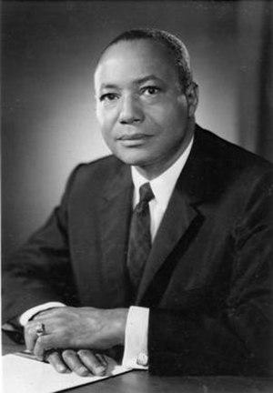 John H. Sengstacke - Sengstacke circa 1955.