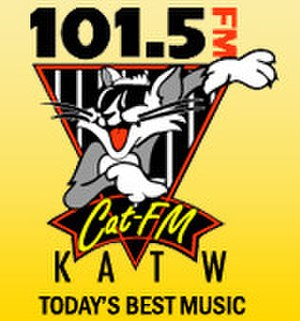 KATW - Image: KATW (FM) logo