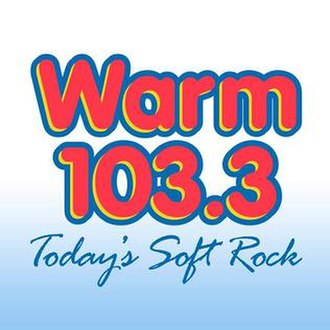 KBIU - Warm 103.3 branding used until 2016