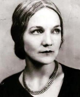 Katherine Anne Porter - Porter in 1930
