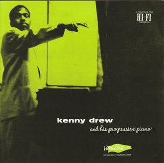 Kenny Drew and His Progressive Piano - Image: Kenny Drew and His Progressive Piano