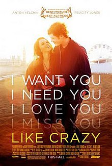 Like Crazy - Wikipedia