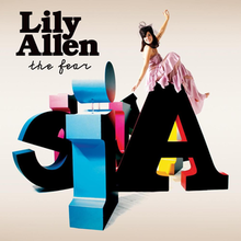 Lily Allen — The Fear (studio acapella)