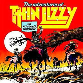 The Adventures of Thin Lizzy - Image: Lizzyadventures
