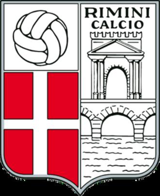 Rimini F.C. 1912 - Image: Logo Rimini 1912 (2015 ...) 300px
