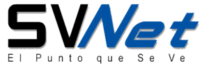 .sv - Image: Logosvnet
