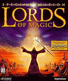 Lords of Magic Edição Especial