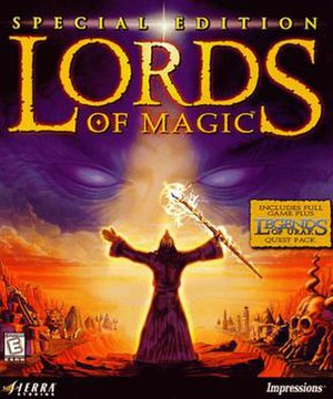 Lords of Magic - Lords of Magic Special Edition