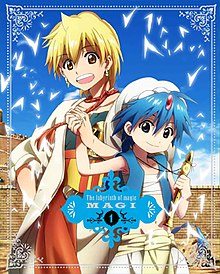 List Of Magi The Labyrinth Of Magic Episodes Wikipedia