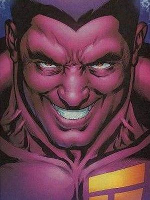Major Force - Image: Major Force (Green Lantern 178)