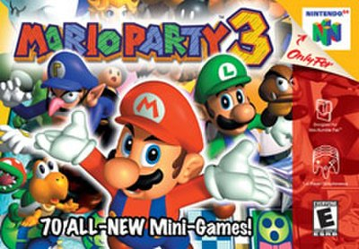 Picture of a game: Mario Party 3