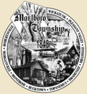 Marlboro Township, New Jersey - Image: Marlboro seal