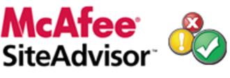 McAfee SiteAdvisor - Image: Mc Afee Site Advisor Logo