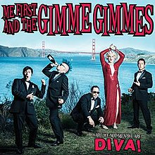 Me First and the Gimme Gimmes - Are We Not Men cover.jpg