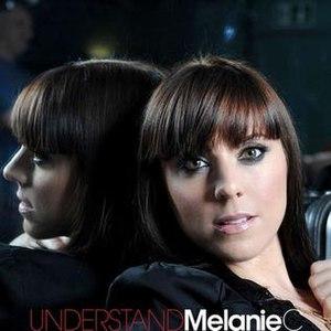 Understand (Melanie C song) - Image: Melaniecunderstandsi nglecover