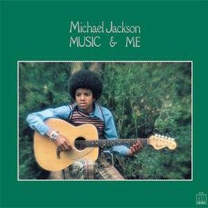 Music & Me - Image: Mjmusicandme
