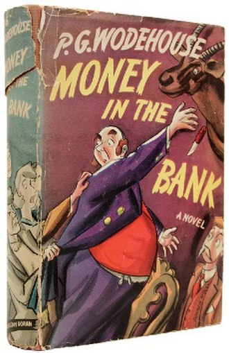 Money in the Bank (novel) - First edition (US)