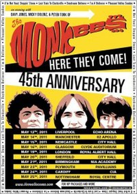 an evening with the monkees the 45th anniversary tour wikipedia. Black Bedroom Furniture Sets. Home Design Ideas