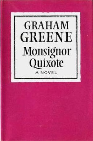 Monsignor Quixote - First edition (UK)