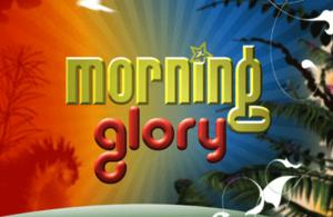 Morning Glory (TV programme) - Morning Glory logo
