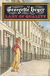 <i>Lady of Quality</i>