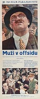 <i>Muži v offsidu</i> 1931 film