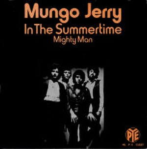 In the Summertime - Image: Mungo Jerry In The Summertime 7Inch Single Cover