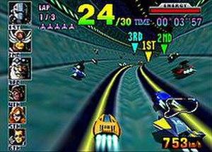 F-Zero - Image: N64 F Zero X